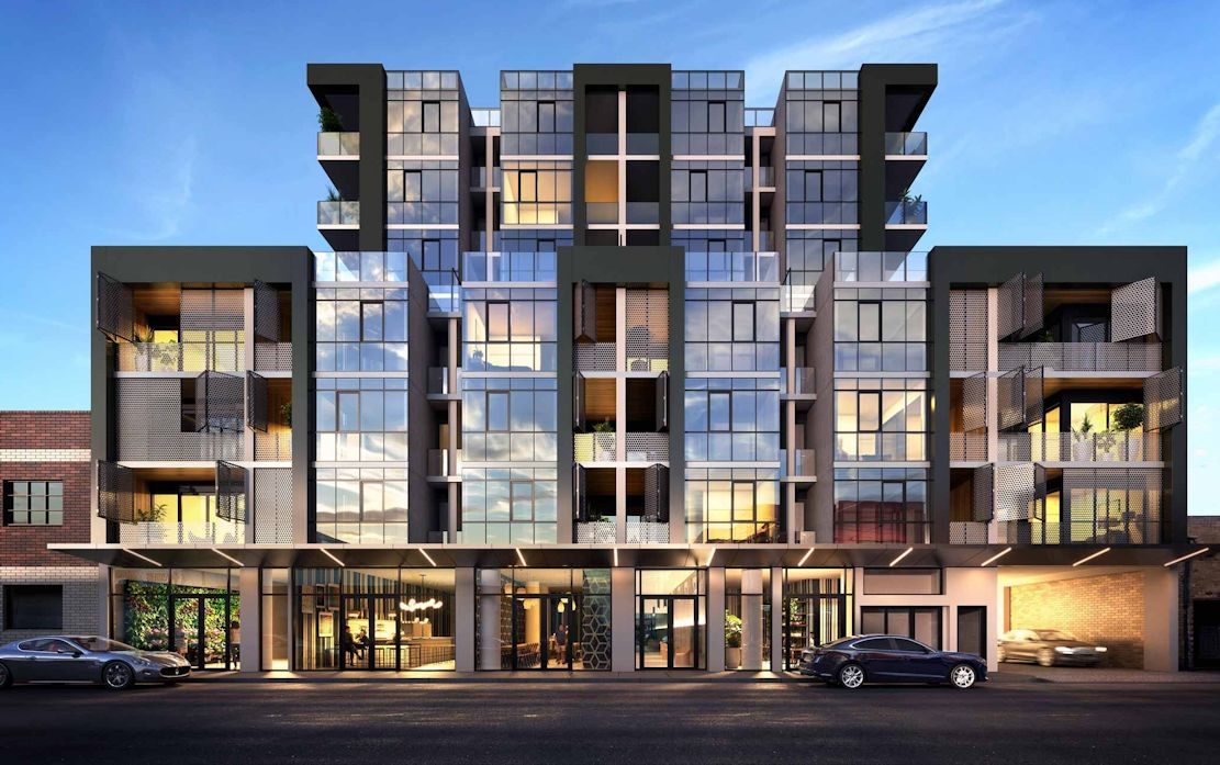 2 Bedroom Apartment in Lygon Place Brunswick East